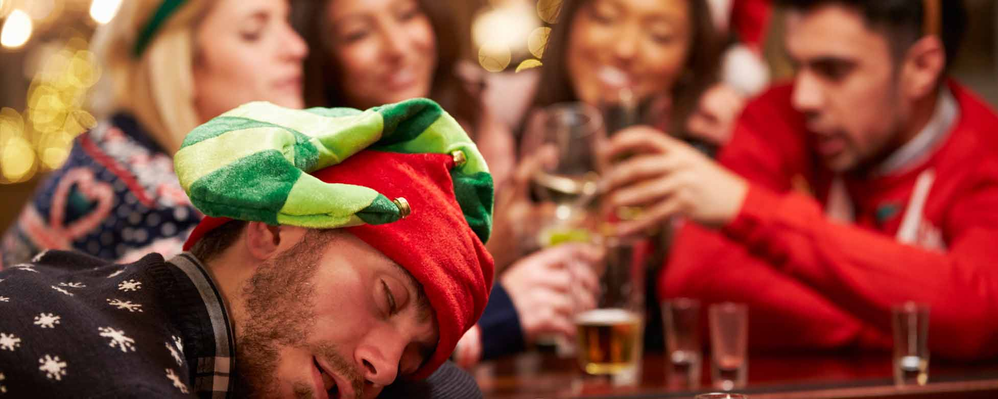 Social Media and Office Christmas Parties Don't Mix