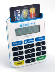 Barclays Authentication Device